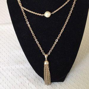 Double necklace
